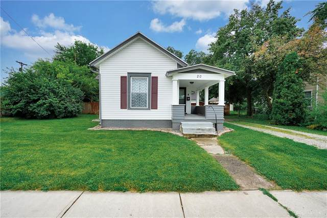 20 W Dayton Drive, Fairborn, OH 45324 (MLS #847307) :: The Westheimer Group