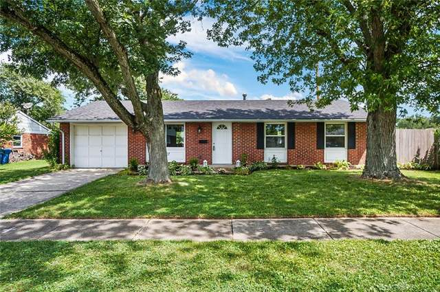 6307 Leawood Drive, Huber Heights, OH 45424 (MLS #847335) :: The Gene Group