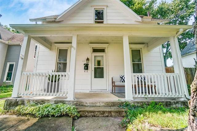 413 E Ward Street, Urbana, OH 43078 (#847366) :: Century 21 Thacker & Associates, Inc.