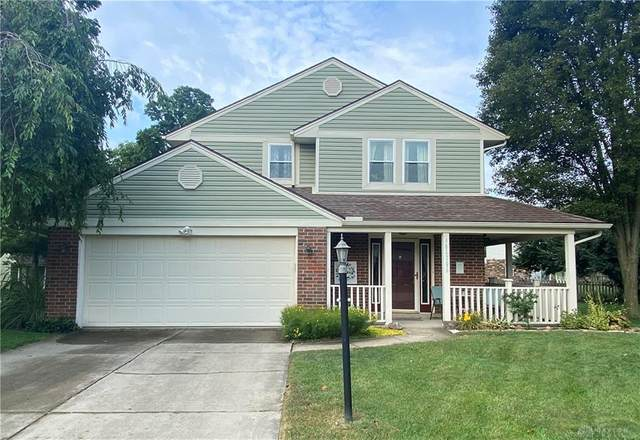 8965 Oakgate Court, Huber Heights, OH 45424 (MLS #847374) :: The Gene Group
