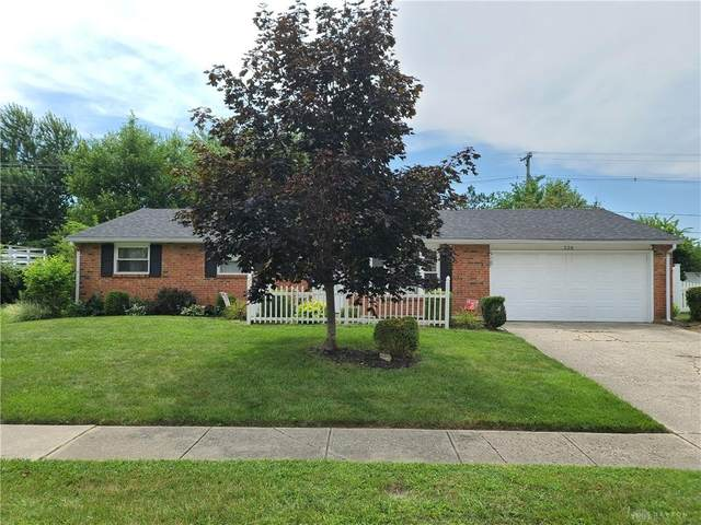 228 Southerly Hills Drive, Englewood, OH 45322 (#847412) :: Century 21 Thacker & Associates, Inc.