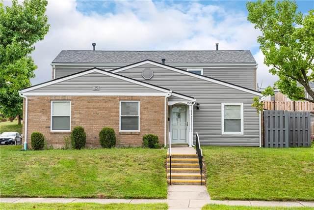 5578 Nantucket Road, Trotwood, OH 45426 (MLS #847423) :: The Gene Group