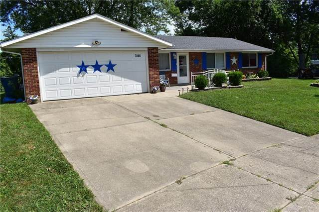 7860 Sekford Circle, Huber Heights, OH 45424 (MLS #847479) :: The Gene Group