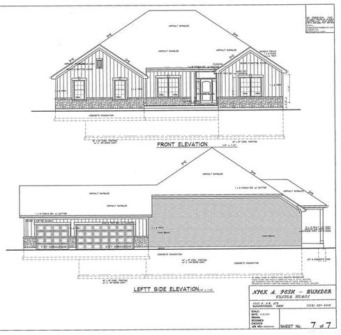 939 Creekview Drive, Waynesville, OH 45068 (#847656) :: Century 21 Thacker & Associates, Inc.