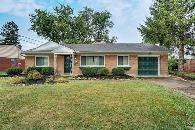 616 Hollendale Drive, Kettering, OH 45429 (#847685) :: Century 21 Thacker & Associates, Inc.