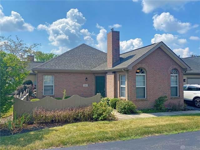 53 Villa Pointe Drive, Springboro, OH 45066 (MLS #847702) :: The Gene Group