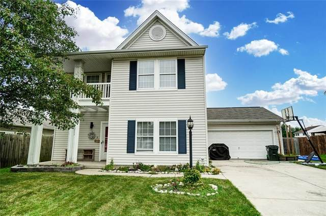 1211 Sunset Drive, Englewood, OH 45322 (MLS #847710) :: The Gene Group