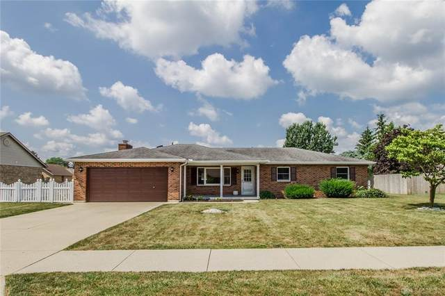138 Willow Drive, Greenville, OH 45331 (MLS #847752) :: The Gene Group