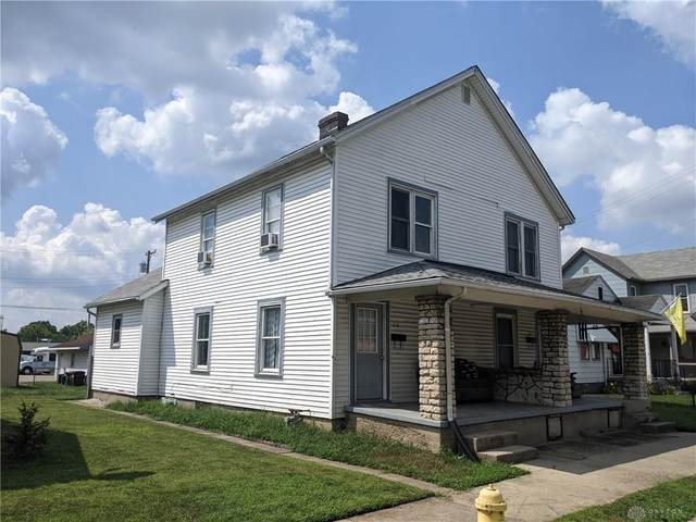 112 - 114 Mound Avenue, Miamisburg, OH 45342 (MLS #847800) :: The Gene Group