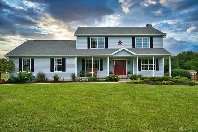 626 Kinsey Road, Xenia, OH 45385 (MLS #847809) :: The Gene Group