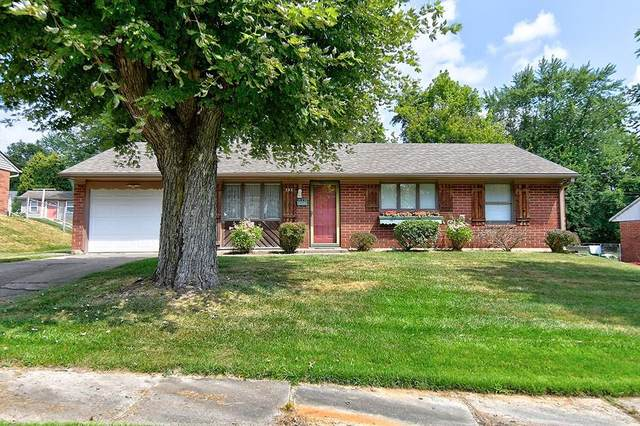 252 Moore Drive, Franklin, OH 45005 (MLS #847853) :: The Gene Group