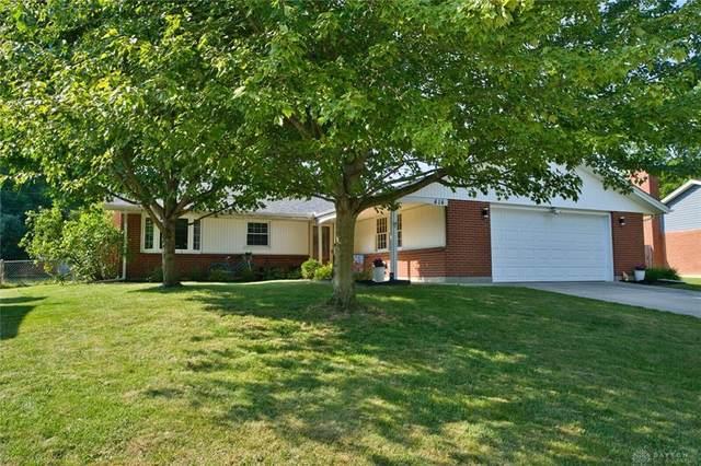 414 Ridgewood Drive, Fairborn, OH 45324 (#847860) :: Century 21 Thacker & Associates, Inc.