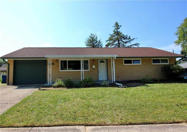 4866 Rittenhouse Drive, Huber Heights, OH 45424 (MLS #847883) :: The Gene Group