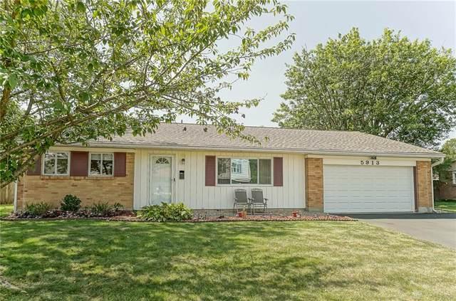 5913 Homedale Street, West Carrollton, OH 45449 (MLS #848065) :: The Gene Group