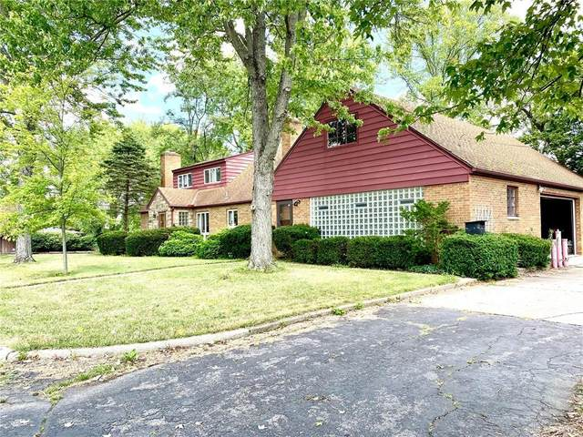6444 N Main Street, Dayton, OH 45415 (#848118) :: Century 21 Thacker & Associates, Inc.