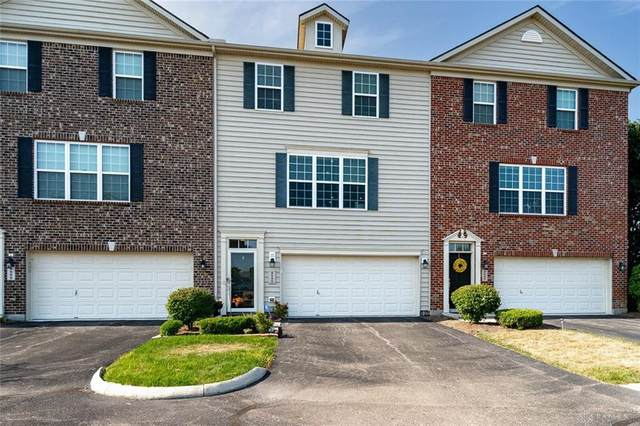 9595 Tahoe Drive, Centerville, OH 45458 (MLS #848195) :: The Gene Group