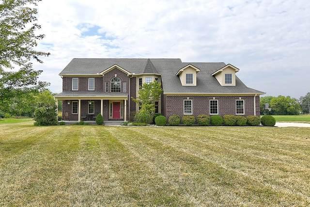 1309 Vicki Lane, Springboro, OH 45036 (MLS #848234) :: The Gene Group