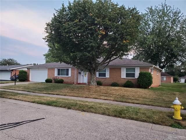 620 Ellsworth Drive, Trotwood, OH 45426 (MLS #848246) :: The Gene Group