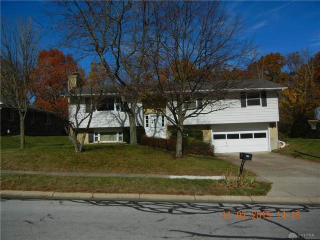 133 Lake Forest Drive, West Carrollton, OH 45449 (MLS #848255) :: The Westheimer Group