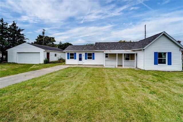 118 Hower Lane, Fairborn, OH 45324 (#848270) :: Century 21 Thacker & Associates, Inc.