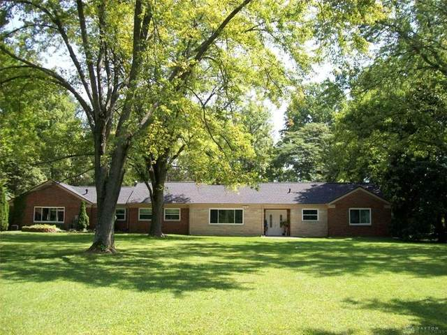 413 N Marshall Road, Middletown, OH 45042 (MLS #848322) :: The Gene Group