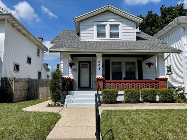 505 Kolping Avenue, Dayton, OH 45410 (MLS #848327) :: The Westheimer Group