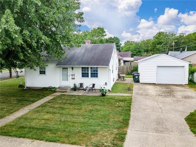 103 W Circle Drive, West Carrollton, OH 45449 (#848337) :: Century 21 Thacker & Associates, Inc.