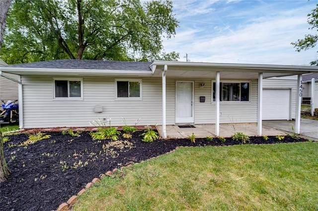 1450 Alexandersville Road, West Carrollton, OH 45449 (#848493) :: Century 21 Thacker & Associates, Inc.
