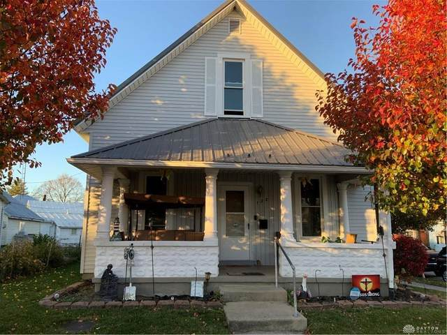 122 Morrow Street, Greenville, OH 45331 (MLS #848520) :: The Gene Group