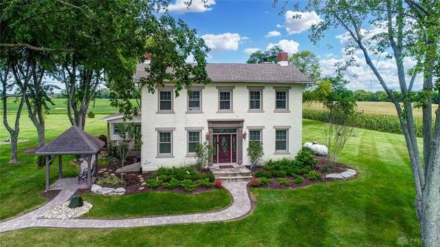 8153 W Frederick Garland Road, Englewood, OH 45322 (MLS #848593) :: The Gene Group