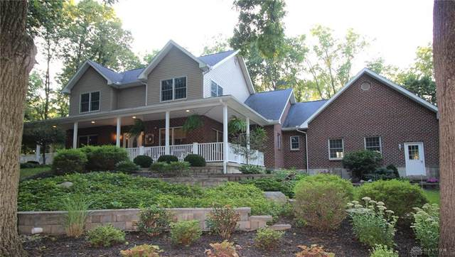4278 Barry Drive, Greenville Twp, OH 45331 (MLS #848617) :: The Gene Group