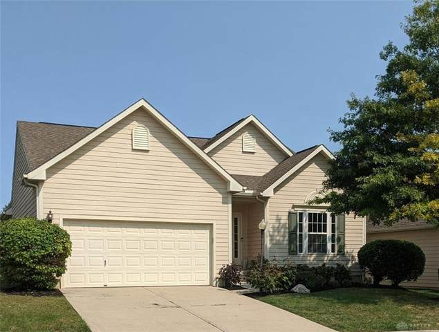 3707 Whisper Creek Drive, Butler Township, OH 45414 (MLS #848629) :: The Westheimer Group