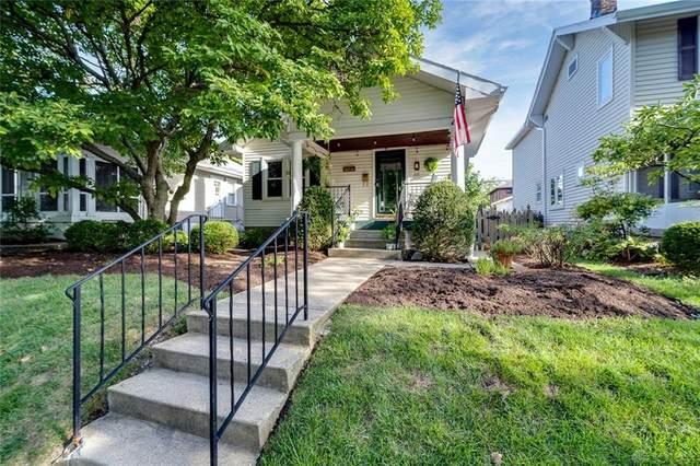 221 Peach Orchard Avenue, Oakwood, OH 45419 (MLS #848655) :: The Gene Group