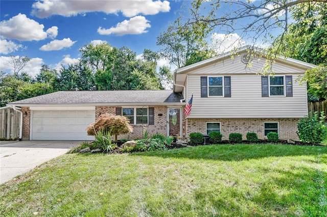 3670 Frostwood Drive, Beavercreek, OH 45430 (#848674) :: Century 21 Thacker & Associates, Inc.