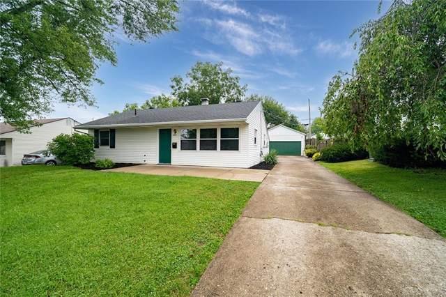 2447 Edenhill Avenue, Kettering, OH 45420 (#848683) :: Century 21 Thacker & Associates, Inc.