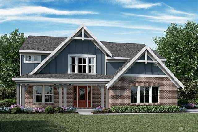 1629 Red Oak Drive, Bellbrook, OH 45305 (MLS #848701) :: The Gene Group