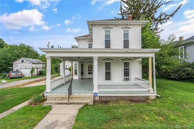 410 W Jefferson Street, New Carlisle, OH 45344 (MLS #848806) :: The Gene Group