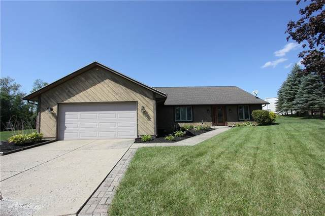 7990 Little Turtle Court, Butler Township, OH 45414 (MLS #848866) :: The Gene Group
