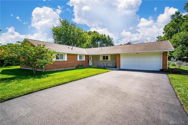 5877 Jassamine Drive, West Carrollton, OH 45449 (MLS #848898) :: The Gene Group
