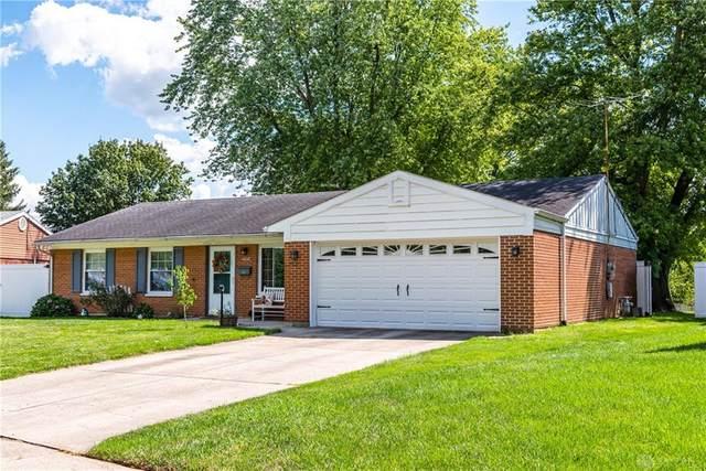 408 Kennison Avenue, New Carlisle, OH 45344 (#848947) :: Century 21 Thacker & Associates, Inc.