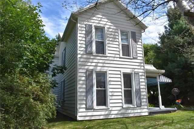 118 N Clay Street, New Carlisle, OH 45344 (MLS #849046) :: The Gene Group