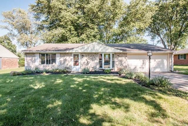 4244 Bellemead Drive, Bellbrook, OH 45305 (MLS #849064) :: Bella Realty Group