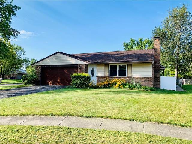 5980 Deer Park Place, Huber Heights, OH 45424 (MLS #849068) :: The Gene Group