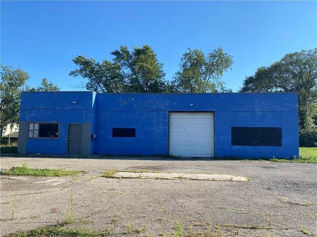 6300 Dayton Eaton Pike, Trotwood, OH 45417 (MLS #849079) :: The Gene Group
