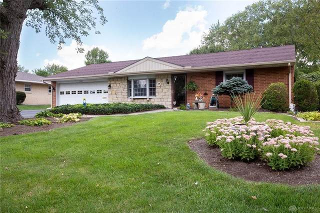 2201 Southlea Drive, Miami Township, OH 45459 (MLS #849094) :: The Gene Group