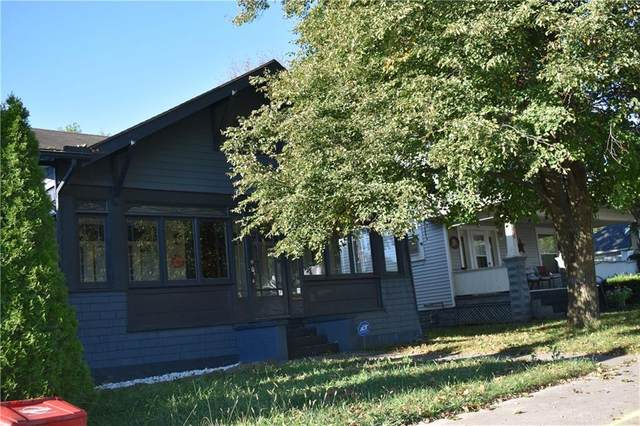 455 E Mccreight Avenue, Springfield, OH 45503 (MLS #849141) :: The Gene Group