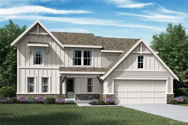 3603 Magnolia Trace Drive, Bellbrook, OH 45305 (MLS #849145) :: Bella Realty Group