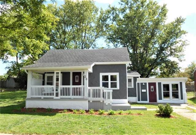 36 Perry Street, New Lebanon, OH 45345 (MLS #849153) :: The Westheimer Group