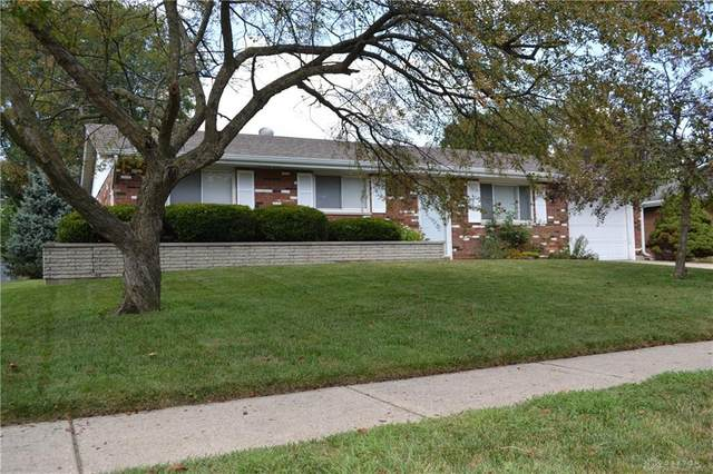 8248 Gibson Avenue, Fairborn, OH 45324 (MLS #849206) :: The Westheimer Group