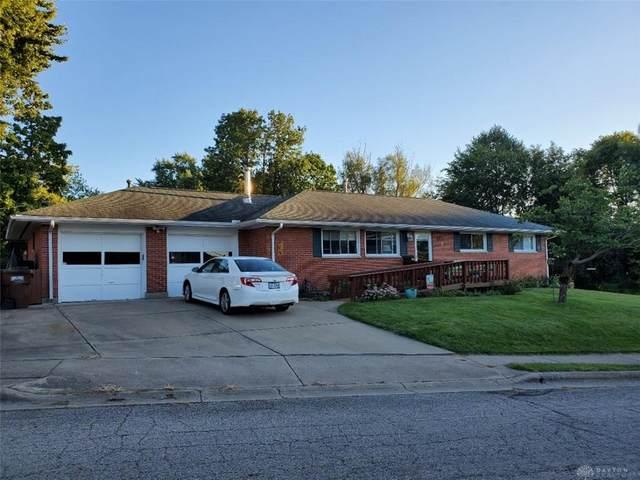 345 Washington Street, Xenia, OH 45385 (#849266) :: Century 21 Thacker & Associates, Inc.